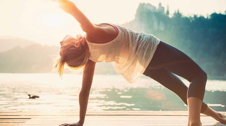 Hatha Yoga Online Kurs