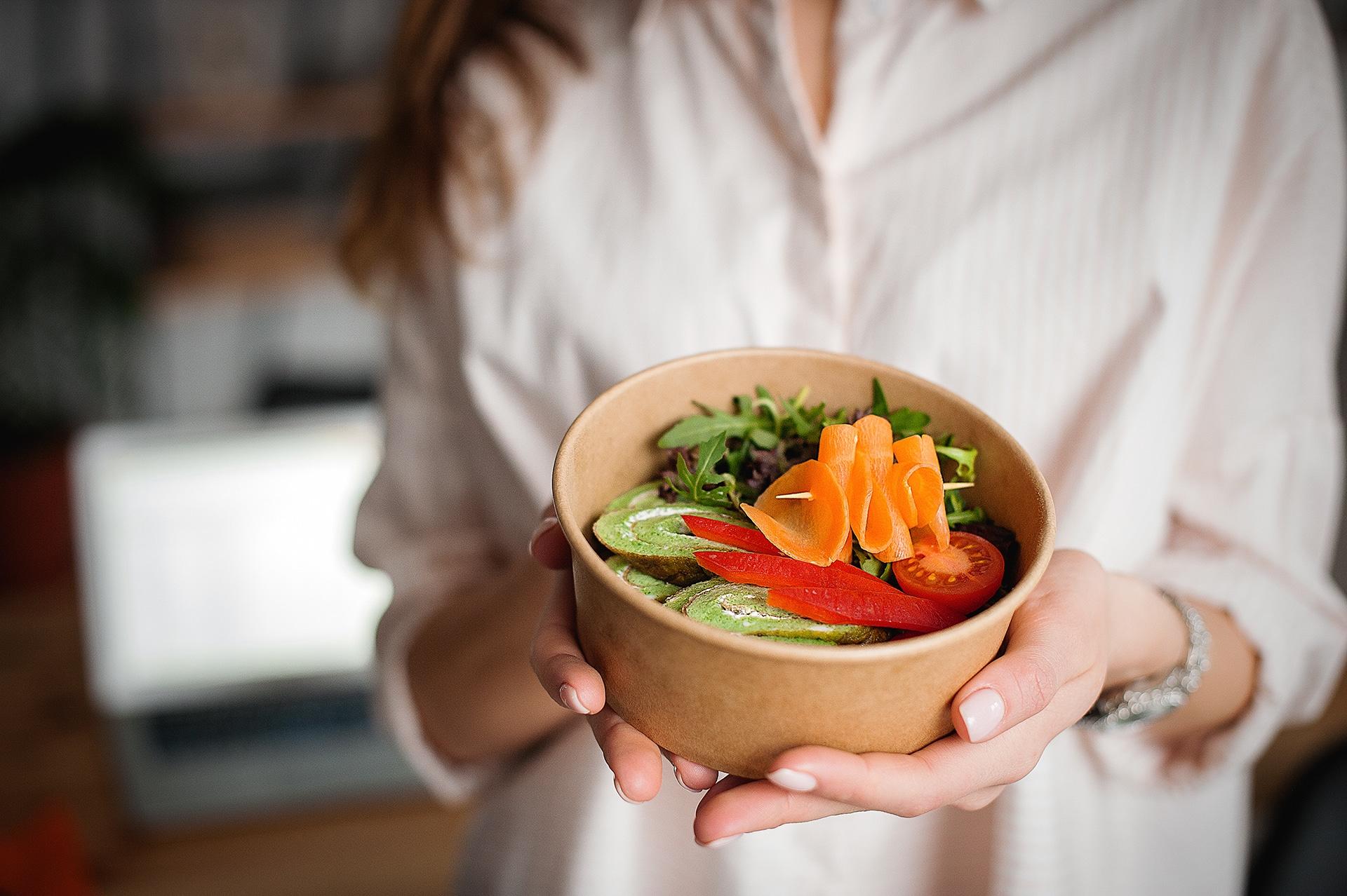 Gesunde Ernährung im Beruf